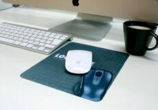 オリジナルマウスパッド(マイクロファイバー)オリジナルマウスパッド